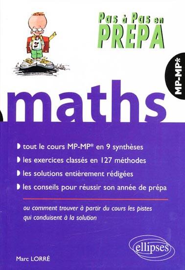 maths mp mp marc lorre ellipses