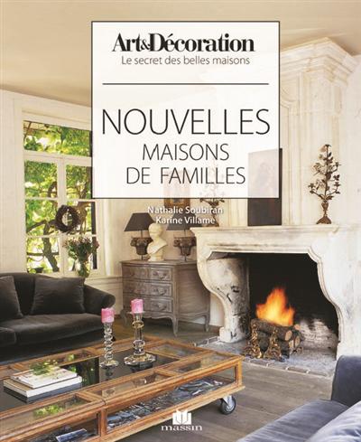 Nouvelles Maisons De Famille Nathalie Soubiran Massin