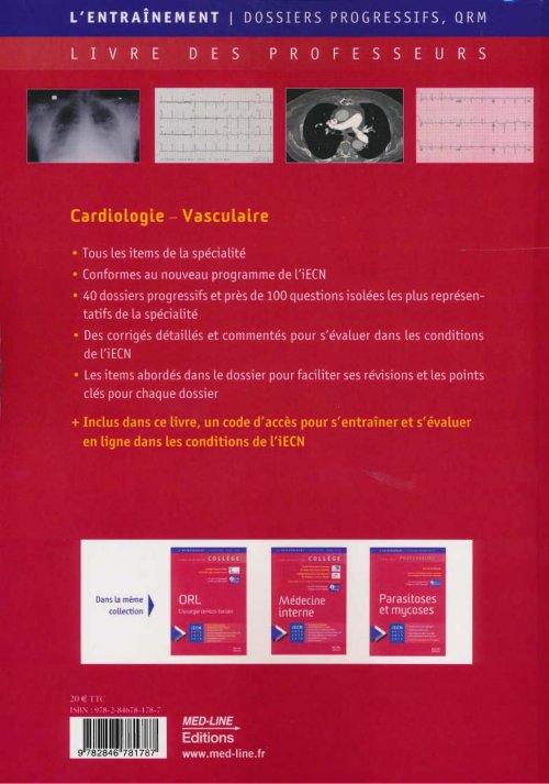 cardiologie vasculaire nicolas lellouche thomas d 39 humieres pierre dupland 9782846781787. Black Bedroom Furniture Sets. Home Design Ideas