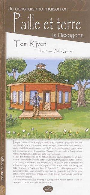 je construis ma maison en paille et terre le flexagone