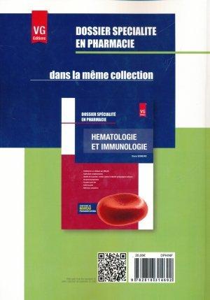 Infectiologie: Elodie MATUSIK: 9782818314692 Vernazobres
