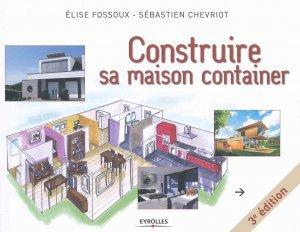 Construire sa maison container s bastien chevriot lise for Etape a suivre pour construire sa maison