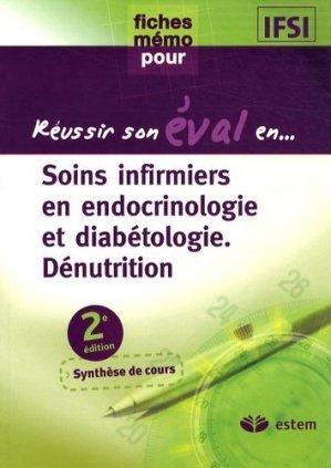 ENDOCRINOLOGIE NUTRITION EN 20 QUESTIONS - Collectif
