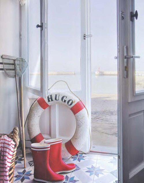 Le Style Bord De Mer Karine Villame 9782707209023 Massin