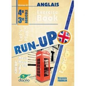 4eme 3eme Agricole Anglais Exercise Book Run Up